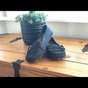 UGG moccasin Flats (Size 7.5)